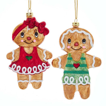 HOLLY GINGERBREAD