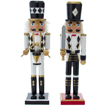 TALL SOLDIER NUTCRACKER