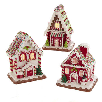 SPRINKLE TOP GINGERHOUSE