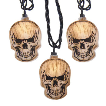 SKULL HEAD LIGHT SET