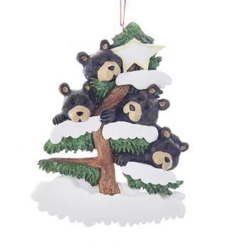 4 BEAR FAMILY