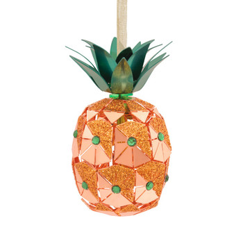 PINEAPPLE SIGNATURE ORN - 1HDL2146