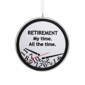 RETIREMENT ORNAMENT