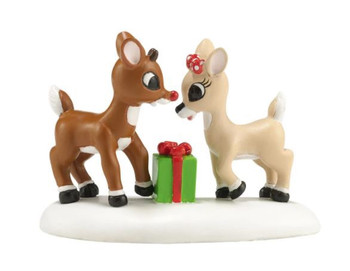 A GIFT FROM RUDOLPH