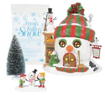 BUILDING CHRISTMAS CHEER - NORTH POLE - BOX SET - 6007264