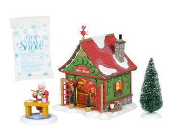 MRS. CLAUS' SHE SHED