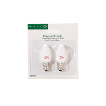 REPLACEMENT 12V LIGHT BULB