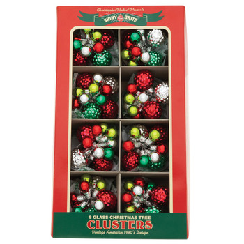 CLUSTERS HOLIDAY CLUSTERS