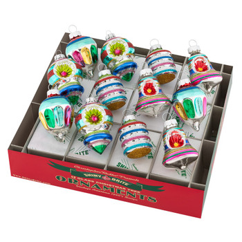 CHRISTMAS CONFETTI DECORATED SHAPES - 4027746