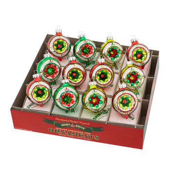 REFLECTOR ROUNDS HOLIDAY