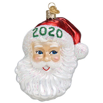 2020 Santa by Old World Christmas 40309