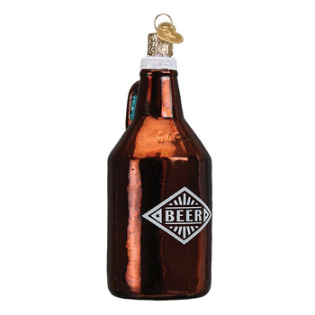 Beer Growler by Old World Christmas 32275