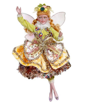 BUTTERFLY GIRL FAIRY,S10.5'' 51-15904