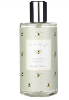 Hand Wash - Bees - Honey Spiced Lavender-SHWHSL01