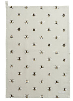 TEA TOWEL-BEES-ALL36601