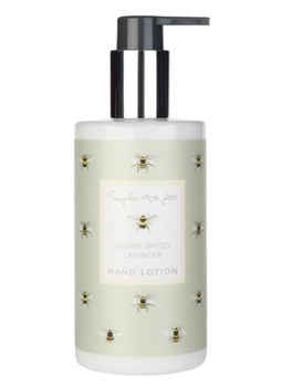 HAND LOTION-BEES-HONEY SPICED LAVENDER-SHLHSL01