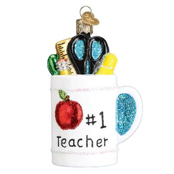 BEST TEACHER MUG - 32318