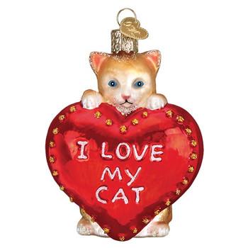 I LOVE MY CAT - 30051