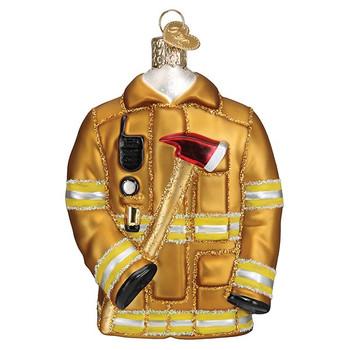 FIREFIGHTERS COAT - 32462