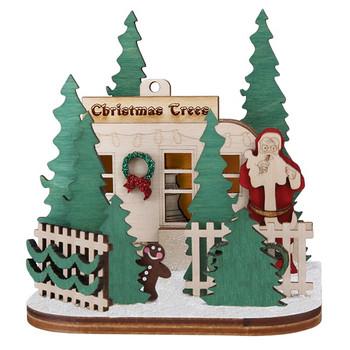 CHRISTMAS TREE LOT - 80027