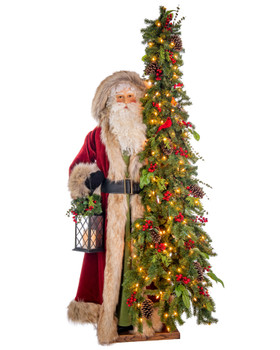 TUSCANY CHRISTMAS - SANTA - 12133