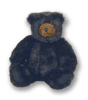 BLACK BEAR JOINTED - SMALL - 40175
