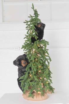 WINNIPEG TREE PLAY BLACK BEARS - SMALL - 70285