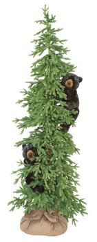 WINNIPEG TREE FROLIC BLACK BEARS - LARGE - 70282