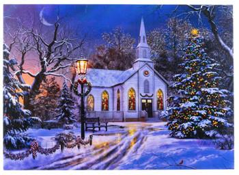 LIGHT CHURCH W/ LAMP XL - OSW208199
