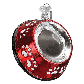 Dog Bowl by Old World Christmas 32285