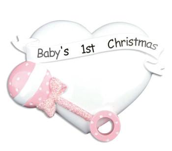 BABY GIRL HEART - OR668-P