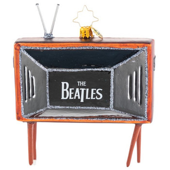 BEATLES UP ON THE ROOF TV-1020925