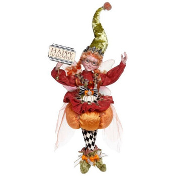 HALLOWEEN PUMPKIN FAIRY -  MRS - SMALL - 51-16362 B