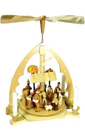 16132 nativity scene pyramid by alexander taron