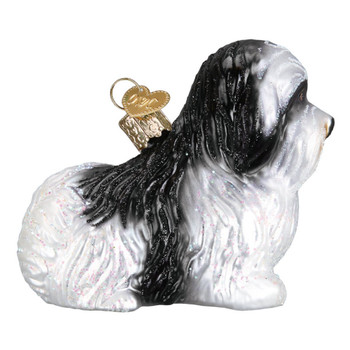 Havanese by Old World Christmas  12526