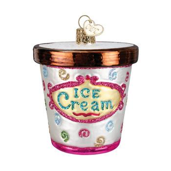 Ice Cream Carton by Old World Christmas 32177