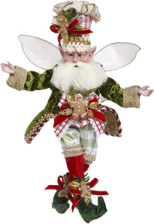 GINGERBREAD AND SPICE FAIRY SM