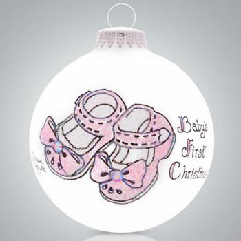 BABY GIRL BOOTIES - 2058