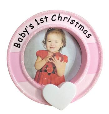 BABY FRAME -GIRL - PF1641-P