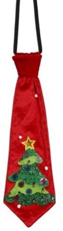 Tree Ugly Tie  Festive Tie Decor by Mark Roberts