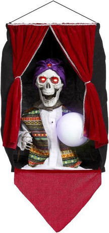 FORTUNE TELLER SKELETON