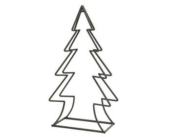 WOODRACK CHRISTMAS TREE
