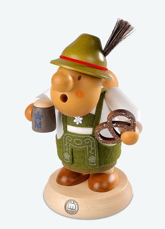 Bavarian Livery Wearing Smoker by Mueller