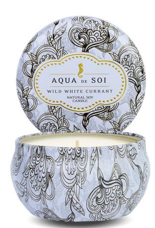 AQUA DE SOI WILD WHITE CURRANT - CANDLE