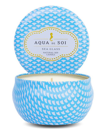 AQUA DE SOI SEA GLASS - CANDLE