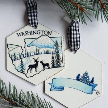 WASHINGTON STATE - CA040