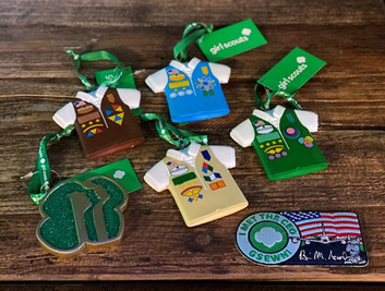 Hooray for Girl Scouts (and those cookies)!