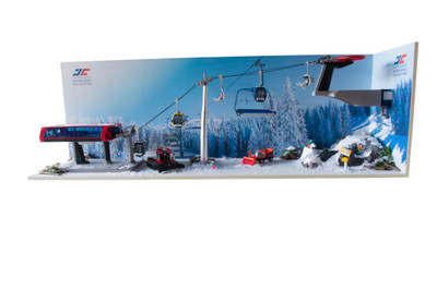 A Ski Lift to Complete Your Village