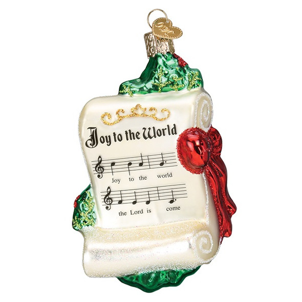 Joy to the World by Old World Christmas 38056
