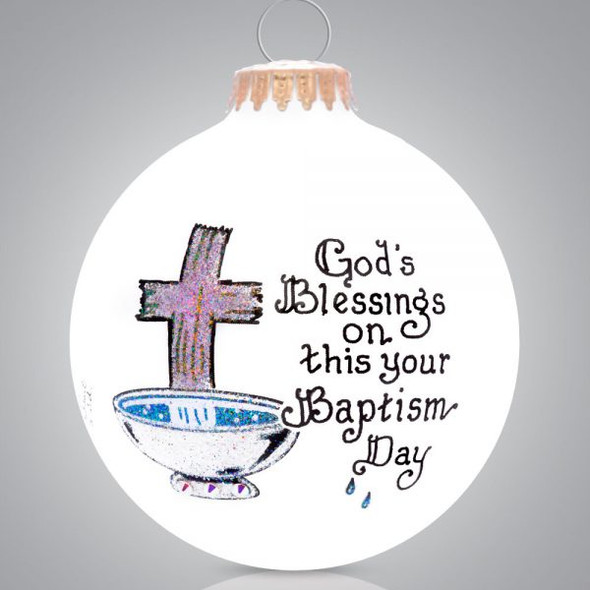 baptism ornament by heart gifts